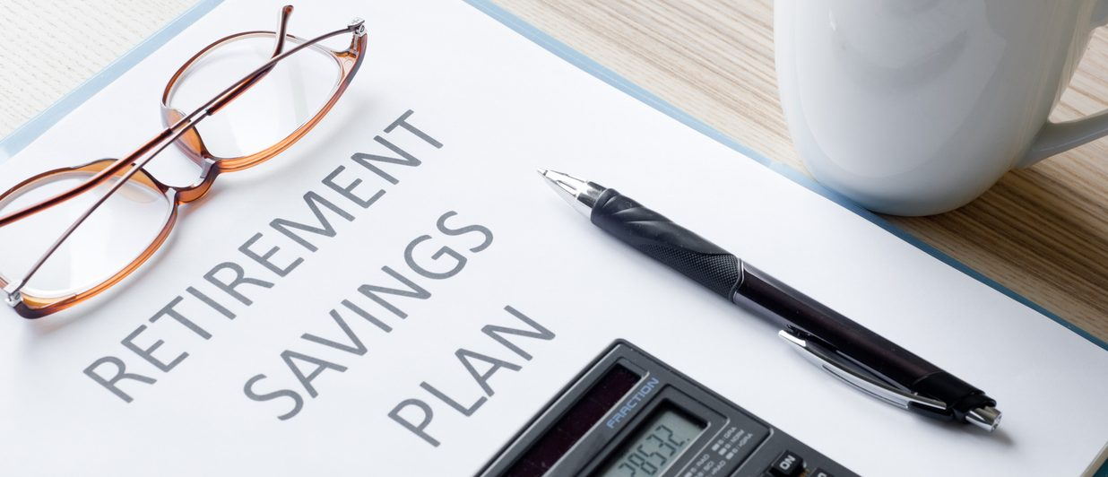 Retirement Planning Paperwork