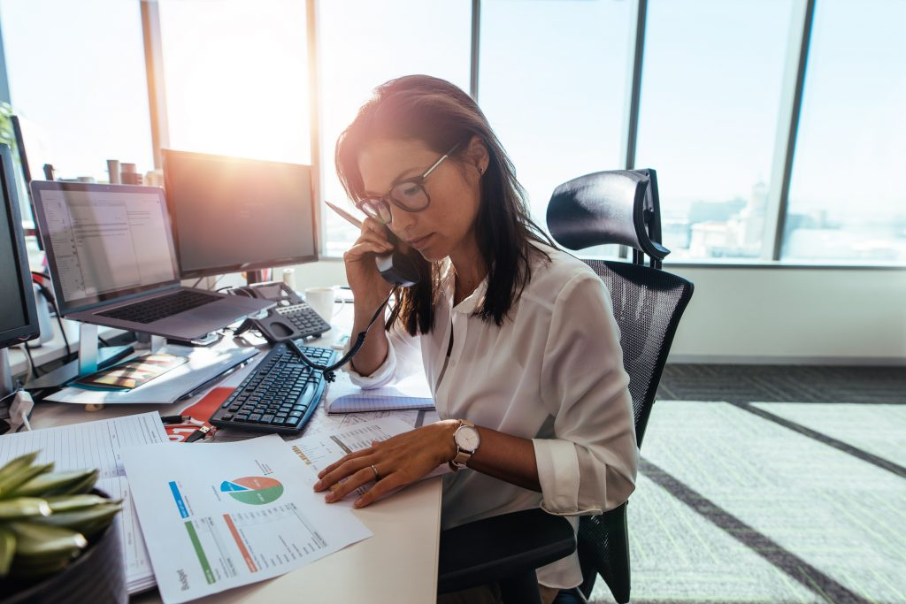 Business Woman – HighPoint Advisors