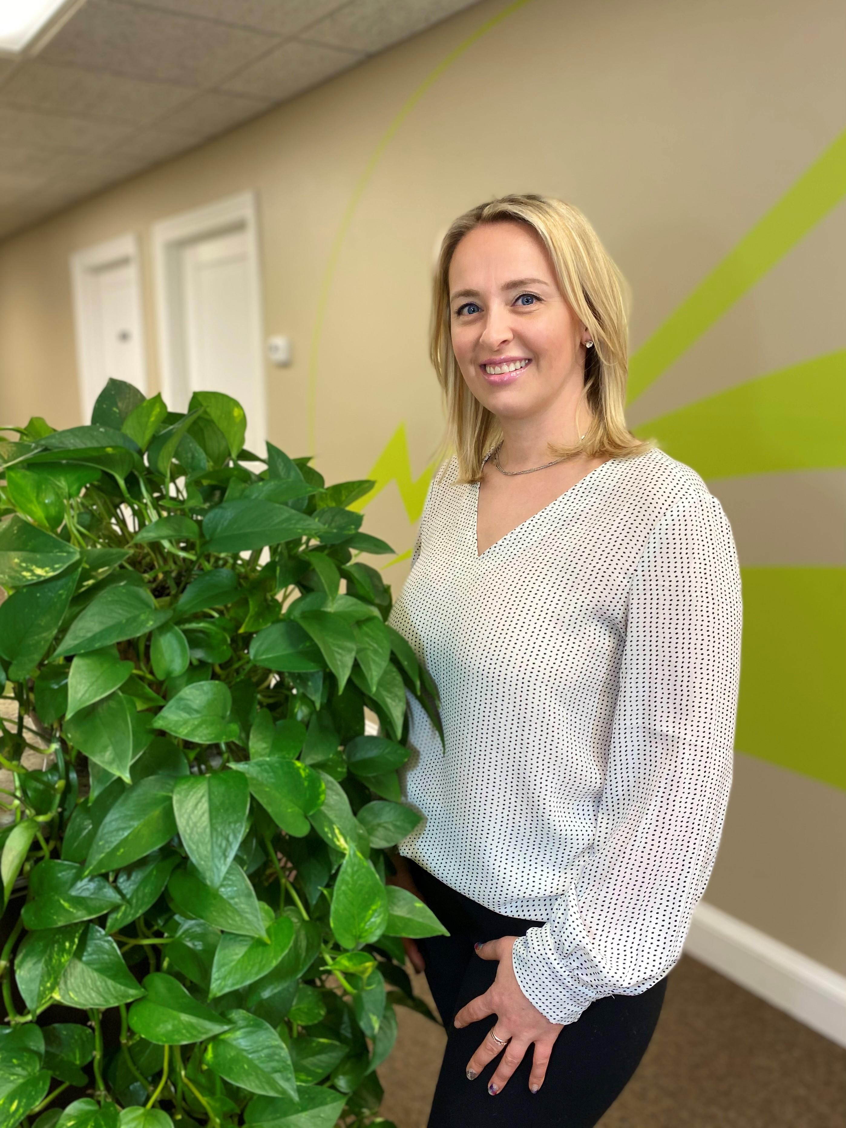 Office coordinator HighPoint Advisors Chelsea Schepp